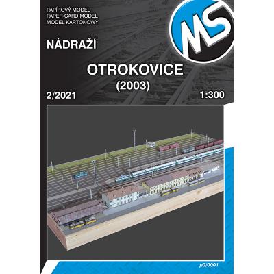 Nádraží Otrokovice (2003)
