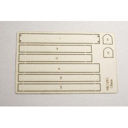 Laser-cut parts for express...