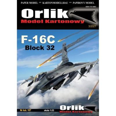F-16C Block 32