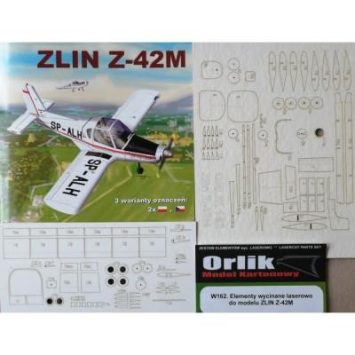 Laser - ZLIN-42M (1:33)