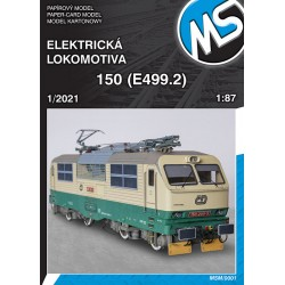 Elektrická lokomotiva řady...